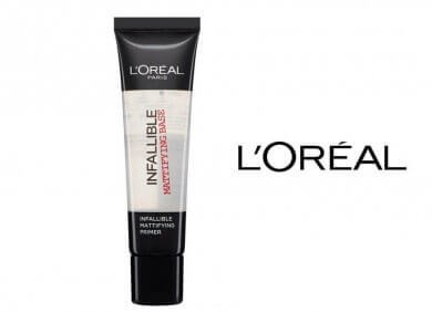 Loreal Paris Infallible Mattifying Primer