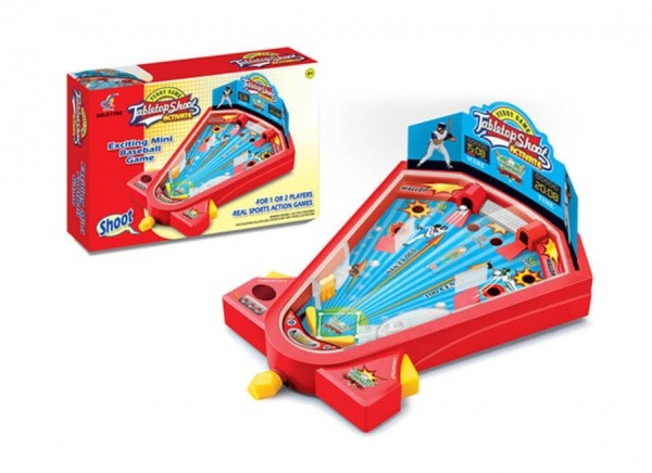 بازی پین بال Table top shoot Pinball