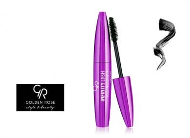 ریمل گلدن رز مدل اینفینیتی Golden Rose Infinity Lash Volume and Length Mascara