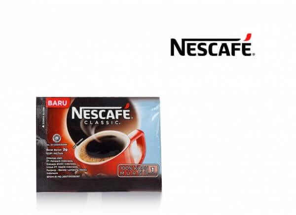 نسکافه کلاسیک ساشه 2 گرمی Nestle NESCAFE