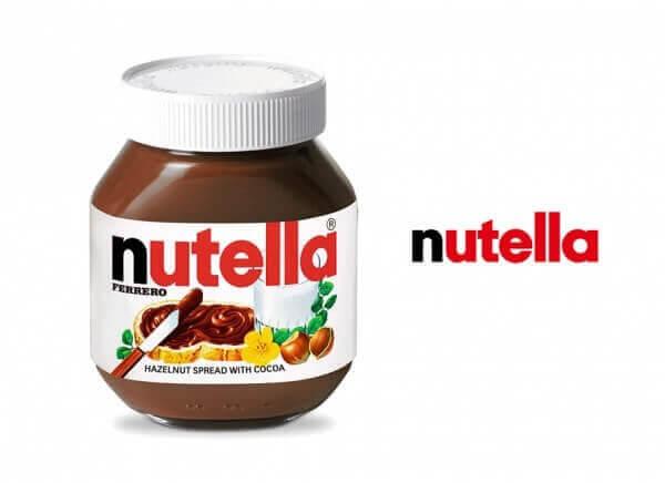 نوتلا 750 گرمی ایتالیا nutella