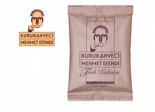 قهوه ترک مهمت افندی MEHMET EFENDI Turkish Coffee مدل Classic