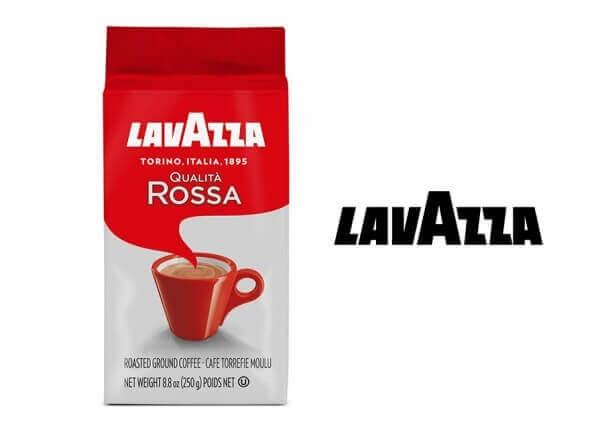 قهوه لاوازا روسا LAVAZZA ROSSA