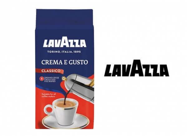 قهوه لاوازا کرم گوستو LAVAZZA CREMA E GUSTO