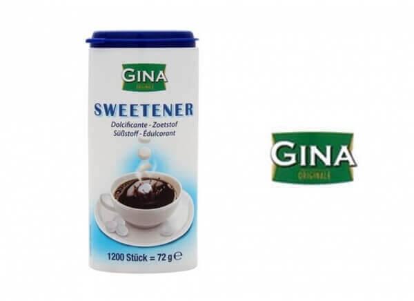 gina sweetener