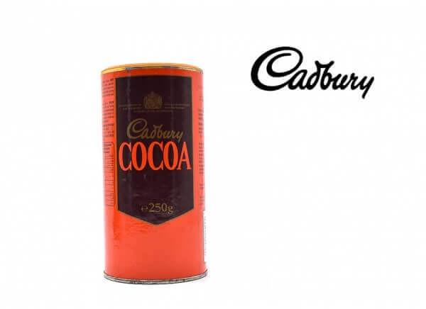 پودر کاکائو خالص کدبری Cadbury COCOA