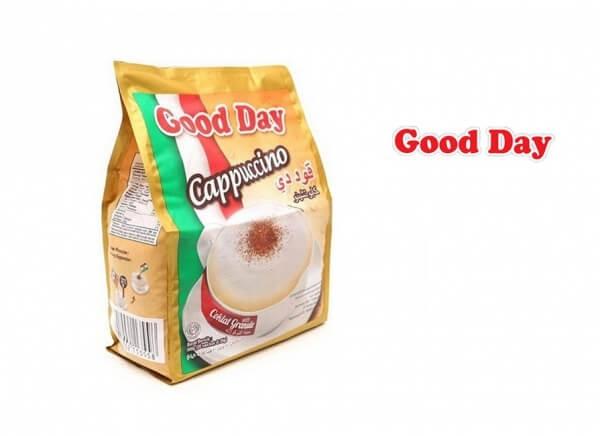 کاپوچینو گود دی Good Day مدل Cappuccino بسته 20 عددی