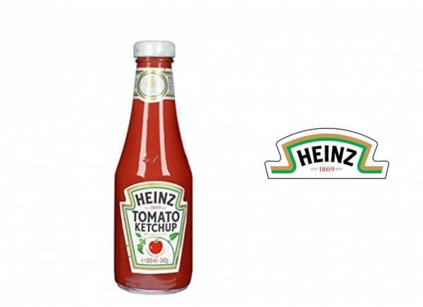 سس گوجه فرنگی هاینز وزن 342 گرم