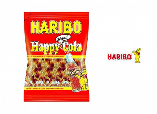 پاستیل نوشابه ای هاریبو HARIBO
