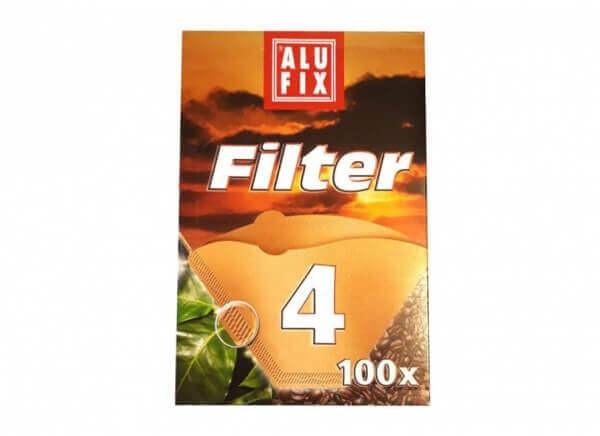 فیلتر کاغذی قهوه آلوفیکس AluFix