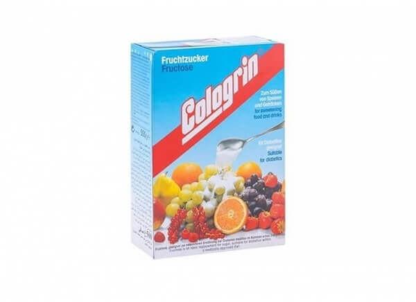 شکر رژیمی کولوگرین Cologrin وزن 500 گرم