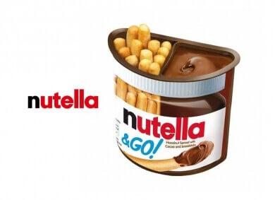 نوتلا گو nutella &Go