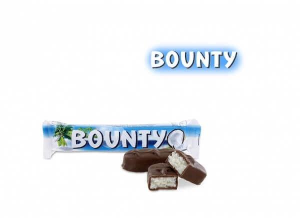 شکلات بونتی نارگیلی BOUNTY