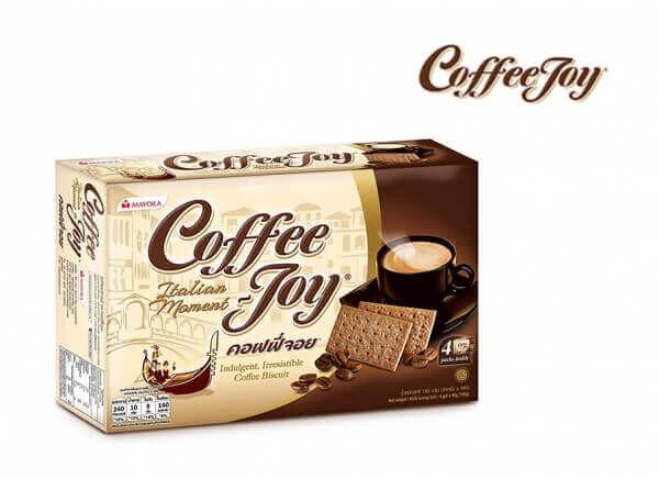 بیسکوئیت قهوه کافی جوی Coffee Joy