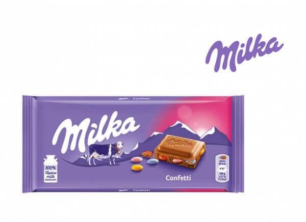 شکلات میلکا اسمارتیزی milka Bonibon