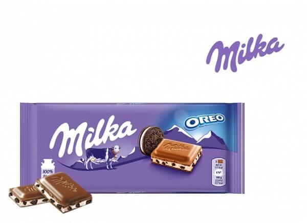 شکلات میلکا اوریو milka OREO