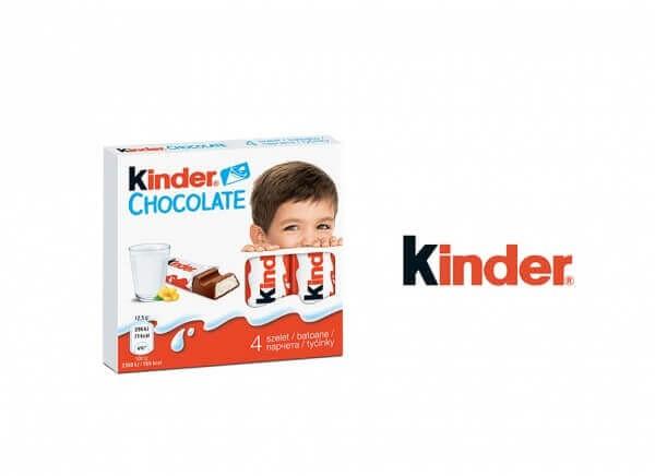 شکلات کیندر 4 عددی Kinder CHOCOLATE وزن 50 گرم