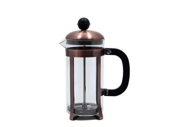 قهوه ساز فرنچ پرس YITIAN رنگ مسی حجم 350 میلی لیتر