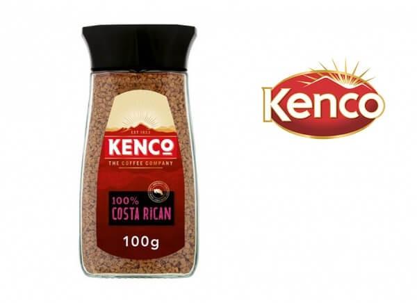 قهوه فوری کنکو kenco Costa Rican (صد گرمی)