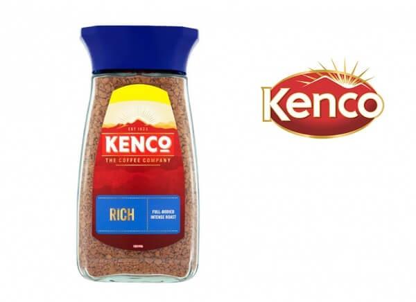 قهوه فوری کنکو ریچ 100 گرمی kenco rich coffee