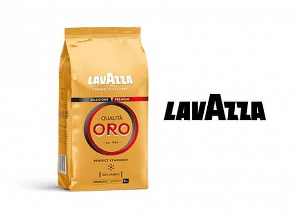 دانه قهوه لاوازا Qualita oro یک کیلویی