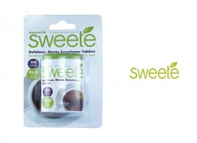 قرص شیرین کننده کم کالری سوییت اند لو 300 عددی Sweetn Low Low Calorie Sweetener Tabs