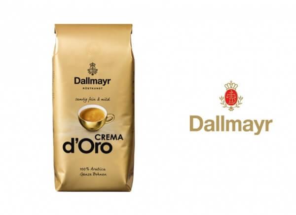 دان قهوه ارو کرما 1 کیلوگرمی دالمایر Dallmayr crema D oro mild & fine