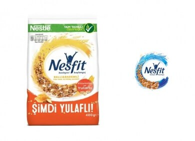 Nestle nesfit honey & almond