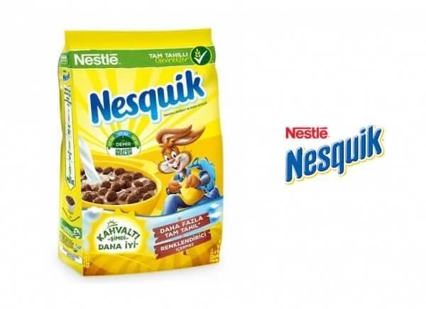Nestle nesquik cornflakes