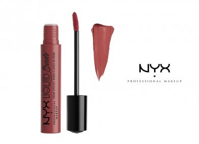Nyx Suede Lip Cream LSCL04
