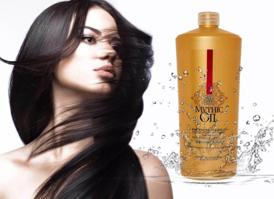 L'OREAL PROFESSIONNEL MYTHIC OIL SHAMPOO THICK HAIR 1000 ML